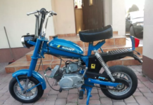 Motorynka Romet Pony 50 M2