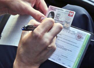 prawo jazdy policja nowe przepisy ustawa kodeks drogowy mandat