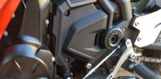 Wymiana oleju w motocyklu