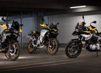 Motovoyager BMW GS  anniversary motocykl adventure galeria