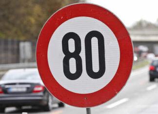 autostrada ograniczenie predkosci limit predkosci