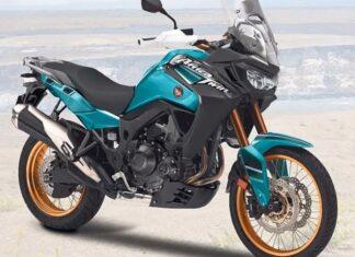 Africa Twina  adventure motocykl turystyczny turystyczne enduro