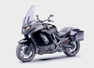 Aurus rosyjski motocykl turystyczny premmium