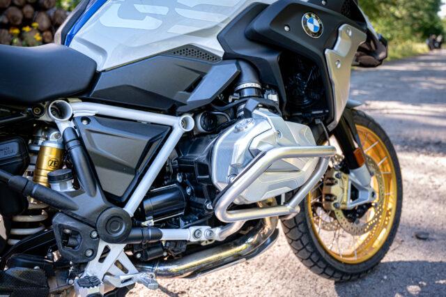 BMW R 1250 GS HP – król dróg i bezdroży [test, opinia, wady, zalety, dane techniczne]