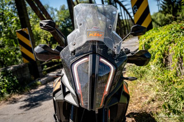 KTM 1290 Adventure S 2020 test dane techniczne wady zalety opinia