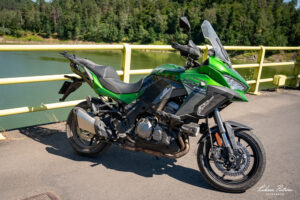 Kawasaki Versys 1000 SE 2020 test