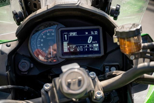 Kawasaki Versys 1000 SE 2020 test dane techniczne wady zalety opinia