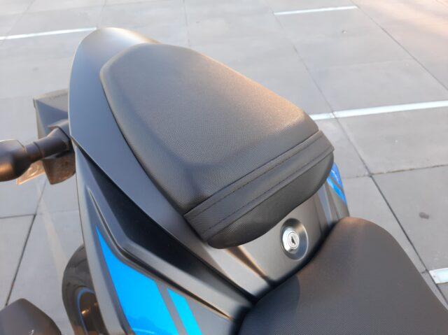Suzuki GSX-S 750 test opinia wady zalety dane techniczne