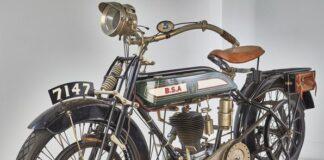 oświetlenie karbidowe w motocyklu