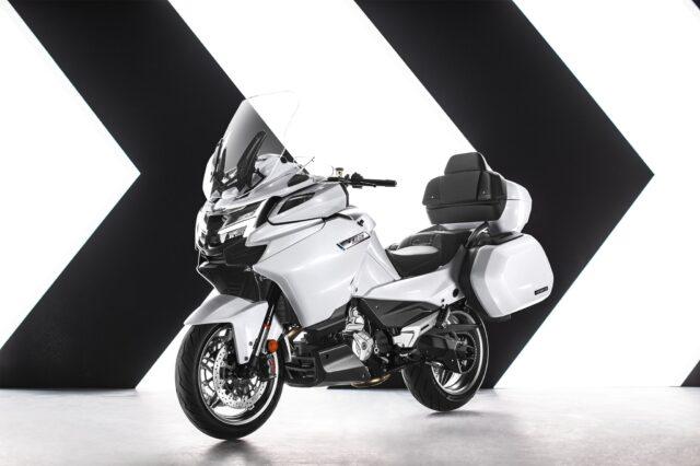 CF MOTO 1250TR G chiński motocykl turystyczny adventure szosowy 4
