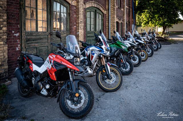 porównanie motocykli adventure 2020