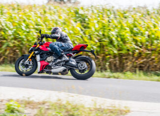 Ducati VS Streetfighter  test dane techniczne opinia cena