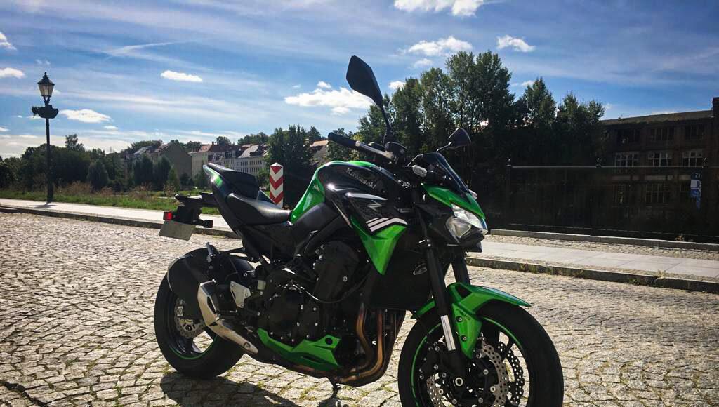 Kawasaki Z   test opinia dane techniczne wady zalety cena
