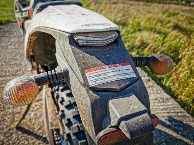 Rieju MR2 300 2T Racing test zdje╠Ęcia cena opis wady zalety dane techniczne