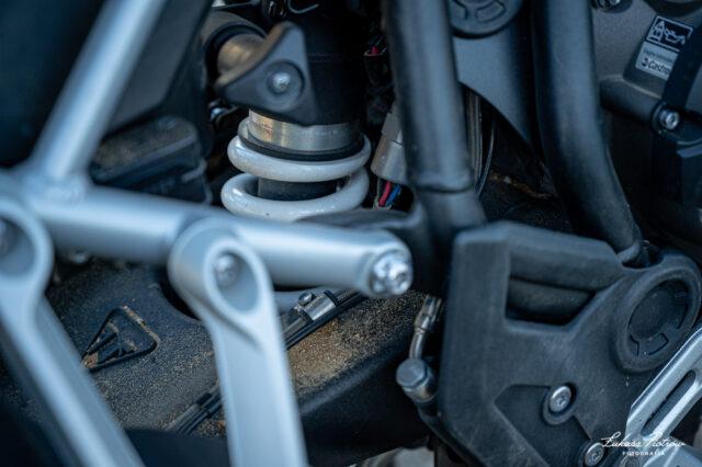 Triumph Tiger 900 Rally Pro 2020 test dane techniczne wady zalety opinia