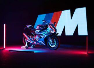 bmw mrr srr m pakiet motocykl supersport bawarska marka