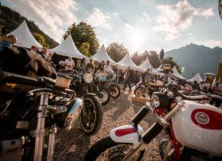 bmw motorrad days garmisch partenkirchen berlin bawarska marka motocykle