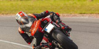 jak hamować motocyklem przedni czy tylny hamulec
