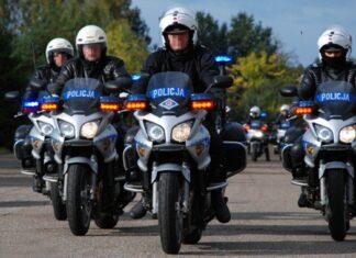 policja motocykle policja na motocyklach przepisy pakiet deregulacyjny