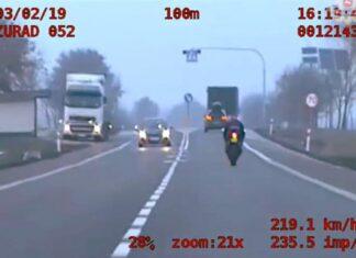poscig za motocyklista zmiana przepisow  utrata prawa jazdy pierwszeństwo pieszych