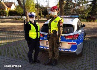 żandarmeria wojskowa policja kontrola drogowa uprawnienia