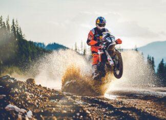 nowy KTM  Adventure R Rally motocykl terenowy turystyczne enduro turystyczny adventure