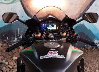 Aprilia RSV4 1100 Factory 2020 opinia cena wady zalety test