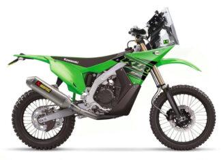 Kawasaki KLR 650 2021