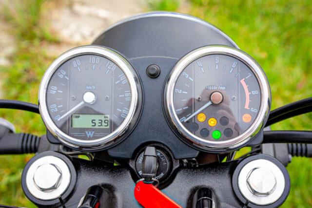 Kawasaki W800 Street 2020 test dane techniczne cena wady zalety opinia