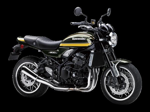 Kawasaki ZRS