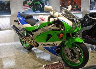 Kawasaki ZX-7 Ninja