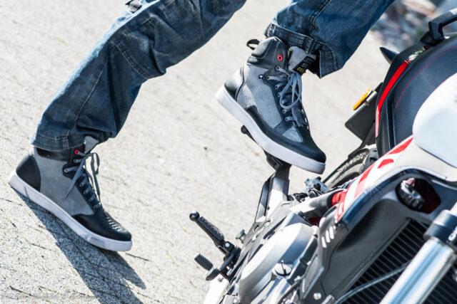 Motocyklowe trampki Shima SX-2 test opinia wady zalety czy warto