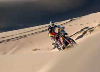 Rajd Paryż Dakar obowiązkowe kamizelki motocykle rajdowe