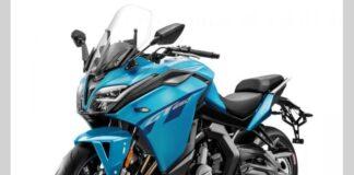 chińskie motocykle klasy 600