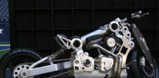 Neiman Marcus Limited Fighter najdroższy motocykl