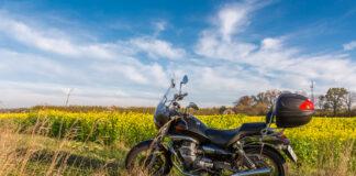 pogoda dla motocyklistów