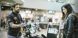14 typów motocyklowych sprzedawców