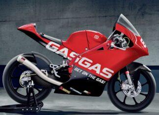 GASGAS Motorcycles RC  GP