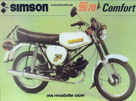 Simson S51 Comfort