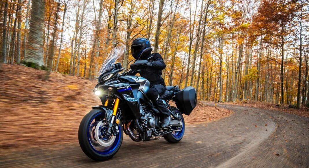 Yamaha Tracer 9 GT 2021 cena dane techniczne nowość 13