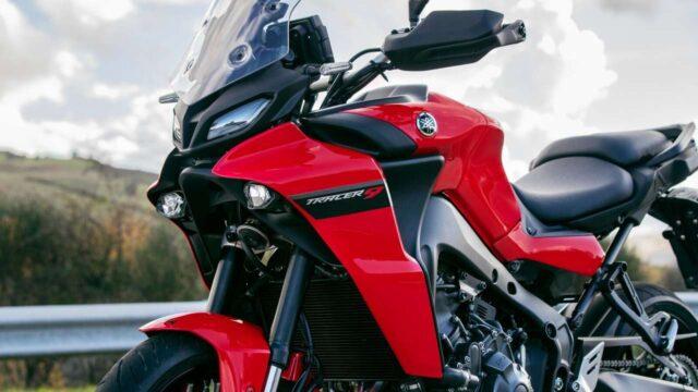 Yamaha Tracer 9 GT 2021 cena dane techniczne nowość