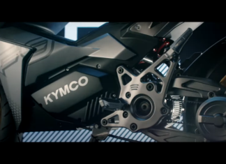 kymco nowy motocykl