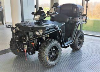 ATV POLARIS 570 X2