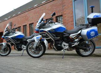 policja policja na motocyklach sopot bmw fxr motocykle w policji