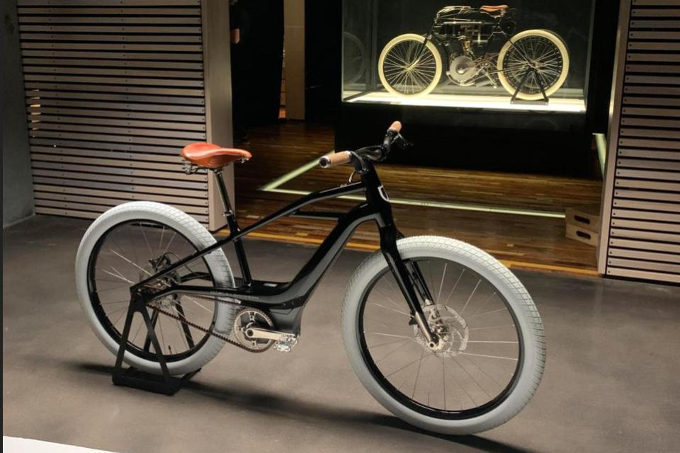 HD Serial 1 rower elekryczny