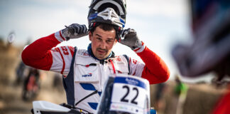 Adam Tomiczek wywiad przygotowania do Rajdu Dakar 2021