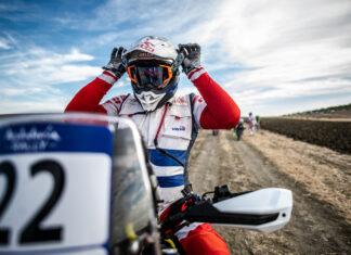 Adam Tomiczek waywiad przygotowania do Rajdu Dakar