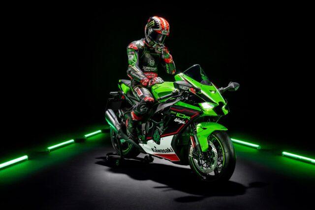 Kawasaki ZX10R Ninja 2021 nowość dane techniczne zdjęcia