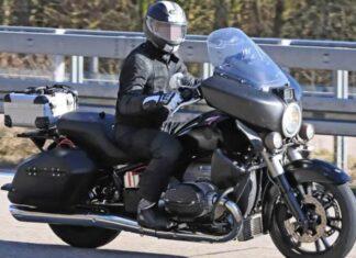 bmw r transcontinental r motocykl bmw cruiser