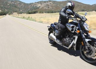 yamaha vmax cruiser v motocykl v max